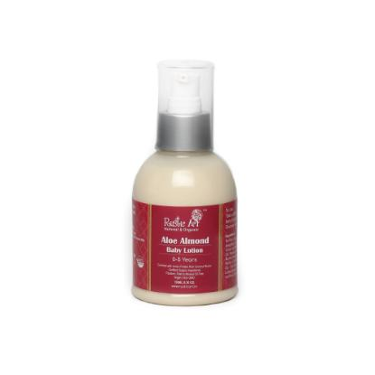 Picture of Rustic Art Aloe Almond Baby Lotion 150gm