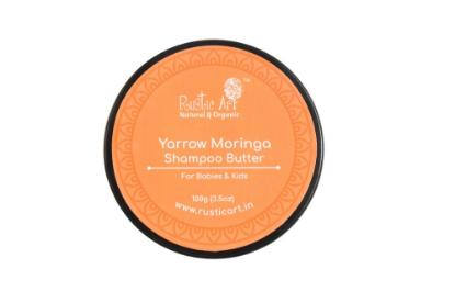 Picture of Rustic Art Yarrow Moringa Shampoo Butter 100g