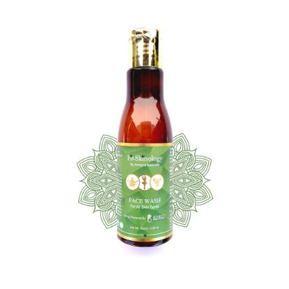 Picture of Amayra Naturals Hemp & Rosemary Face Wash 100ml