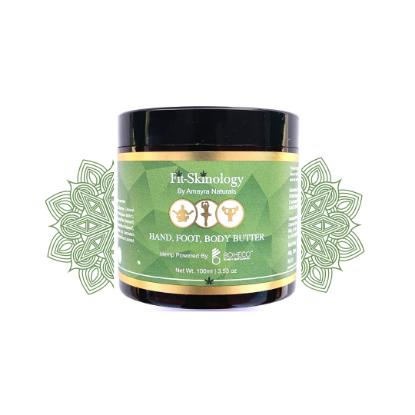 Picture of Amayra Naturals Hemp Body Butter 100gm