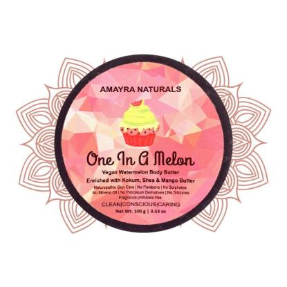 Picture of Amayra Naturals One In A Melon Body Butter 100gm