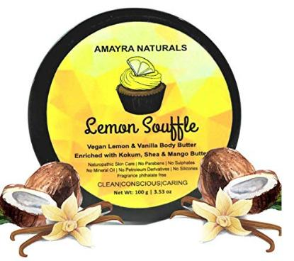 Picture of Amayra Naturals Lemon Souffle Body Butter 100gm