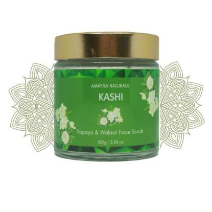 Picture of Amayra Naturals Kashi Face Scrub 100gm