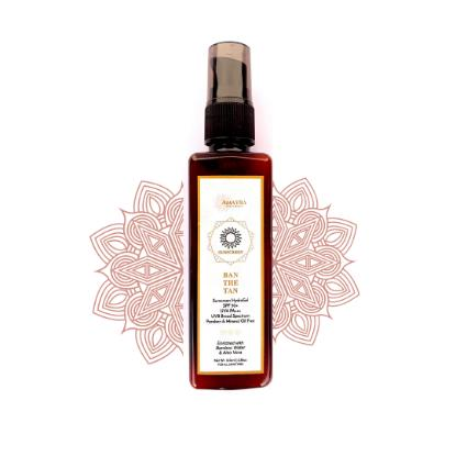 Picture of Amayra Naturals Ban the Tan Sunscreen 100ml