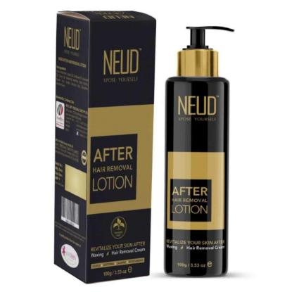 Picture of NEUD After Hair Removal Lotion - 100gm