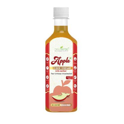 Picture of Neuherbs Apple Cider Vinegar with Mother 350ml