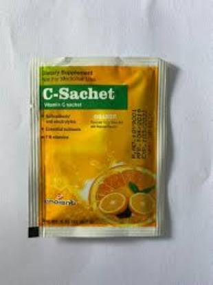 Picture of C-Sachet Vitamin C Sashet 1000mg