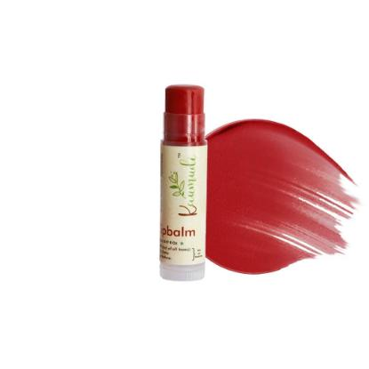 Picture of Satwa Naturals Lip Balm With Tint (Cherry Lip)