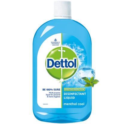 Picture of Dettol Disinfectant Liquid Menthol Cool