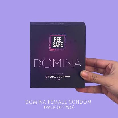 Picture of Pee Safe Domina Female Condom - 2N