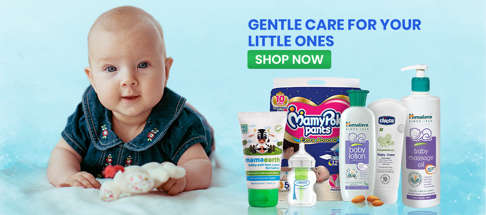 Baby Care Shop Now