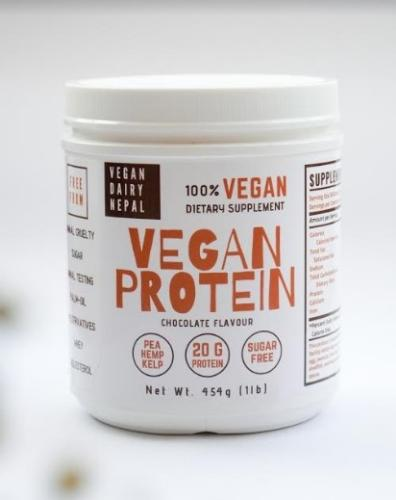 Picture of Vegan Protein Powder