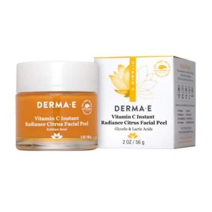 Picture of Derma E Vitamin C Instant Radiance Citrus Facial Peel