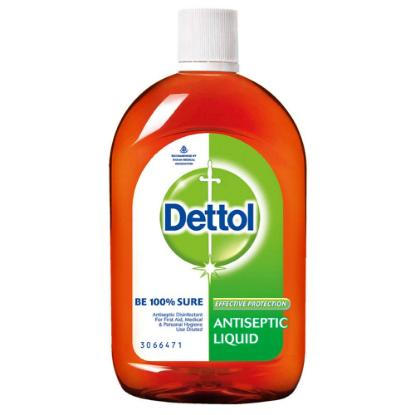 Picture of Dettol Antiseptic Liquid 1Ltr 'Bottle