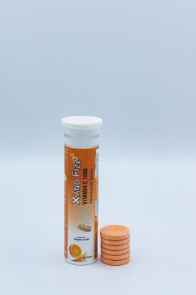 Picture of Xano Fizz Vitamin C 1000 20 Tablet 'Bottle