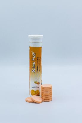 Picture of Xano Fizz Vitamin C + Zinc 20 Tabet 'Bottle