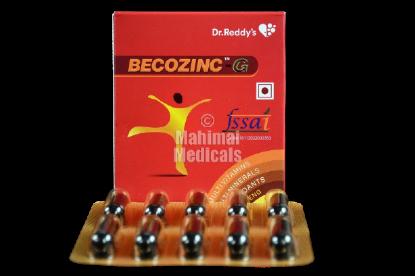 Picture of Becozinc-G Capsule 10'S