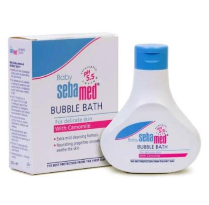 Picture of Sebamed Baby Bubble Bath 200ml