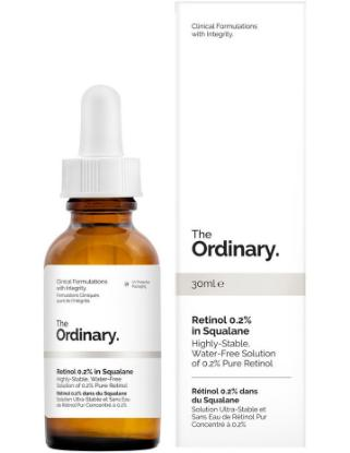 Picture of The Ordinary - Retinol 0.2% in Squalane 30ml