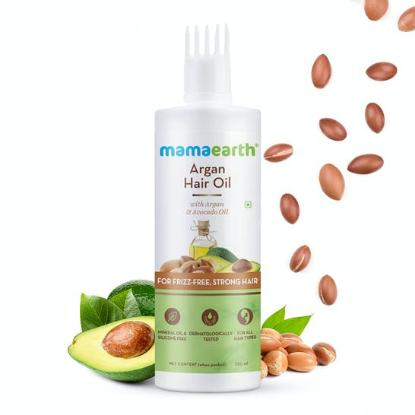 Picture of Mamaearth Argan Hair Oil 250ml