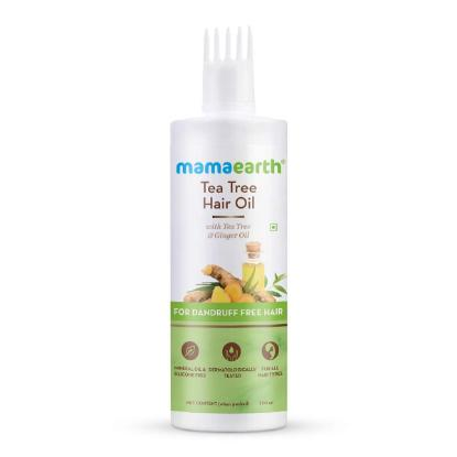 Picture of Mamaearth Tea Tree Hair Oil 250ml