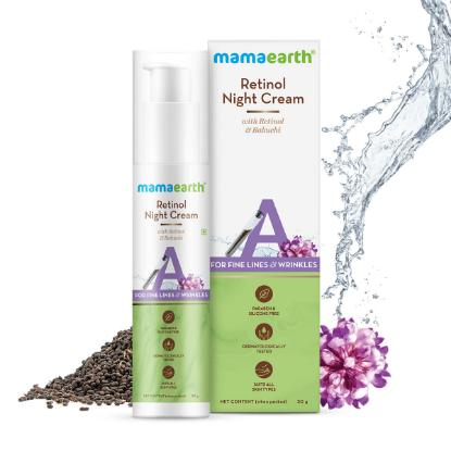 Picture of Mamaearth Retinol Night Cream 50gm