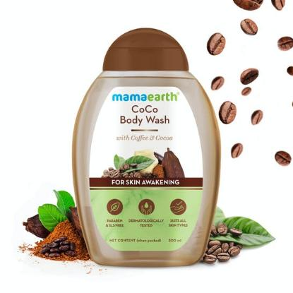 Picture of Mamaearth CoCo Body Wash with coffee & Cocoa 300ml