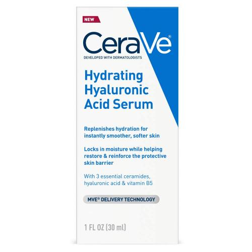 Picture of Cerave Hydrating Hyaluronic Acid Serum - 30ml