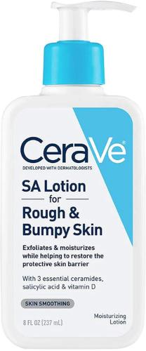 Picture of CeraVe SA Lotion for Rough & Bumpy Skin 237ml