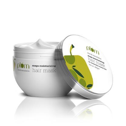Picture of Plum Olive & Macadamia Mega Moisturizing Hair Mask - 250ml