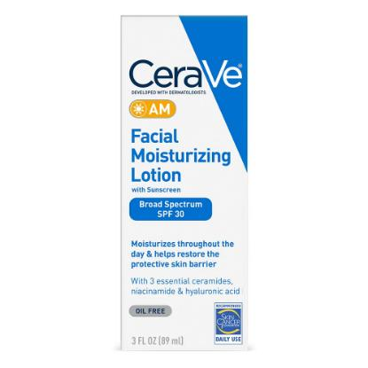 Picture of CeraVe AM Facial Moisturizing Lotion 89ml