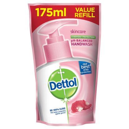 Picture of Dettol Skincare Liquid Soap Refill 175ml