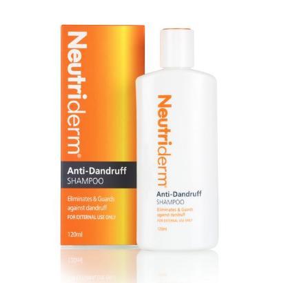 Picture of Neutriderm Anti Dandruff Shampoo 120ml