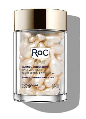 Picture of Roc Retinol Correxion Line Smoothing Night Serum Capsules 30pcs