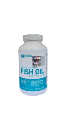 Picture of Enteric Coated Fish Oil 200ct