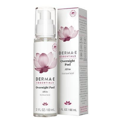 Picture of Derma E Essentials Overnight Peel 60ml