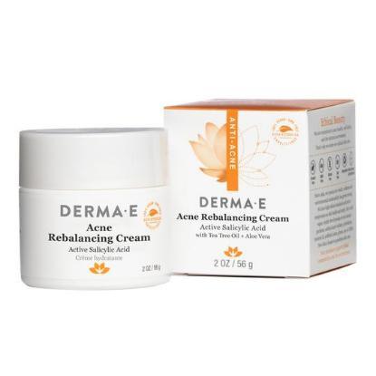 Picture of Derma E Acne Rebalancing Cream 56gm