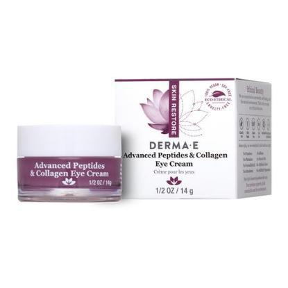 Picture of Derma E Advanced Peptide And Collagen Eye Cream 14gm