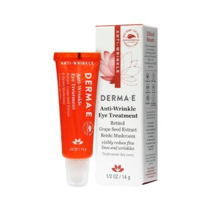 Picture of Derma E Anti Wrinkle Eye Cream 14gm