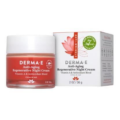 Picture of Derma E Anti-Aging Regenerative Night Cream 56gm