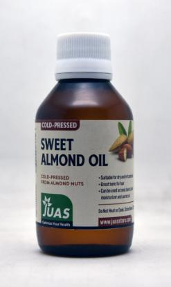 Picture of Juas Cold Pressed Sweet Almond Oil 120ml