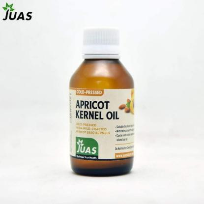 Picture of Juas Cold Pressed Apricot Kernel Oil 120ml
