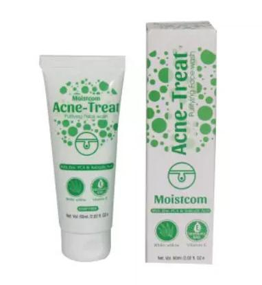 Picture of Moistcom Acne-Treat Purifying Face Wash 60ml