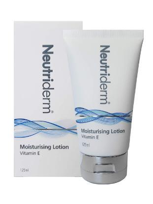 Picture of Neutriderm Moisturizing Lotion Vitamin E 125ml