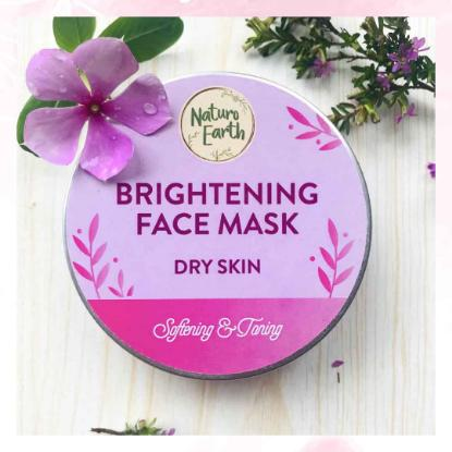 Picture of Naturo Earth Brightening Face Mask 50gm