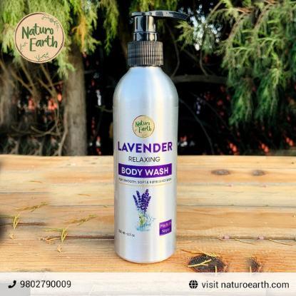 Picture of Naturo Earth Lavender Body Wash 200ml