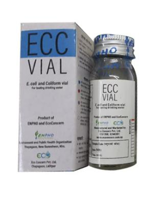 Picture of ECC Vial