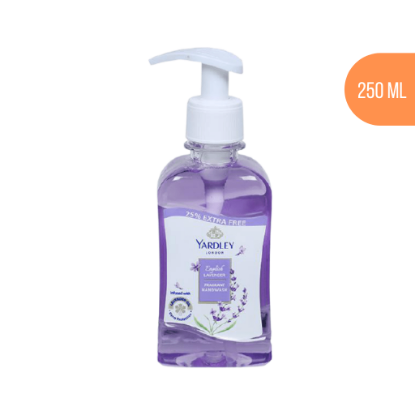 Picture of Yardley London English Lavender Hand Wash 250ml