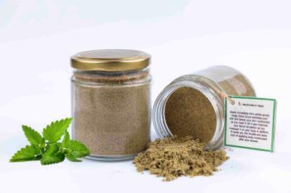 Picture of Nuga Creamy Body Scrub Neem & Mint 180gm