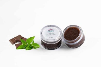 Picture of Nuga Lip Scrub - Mint Chocolate